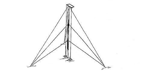 Nautel-NAV-Antenna-T-Obstruction-Lights
