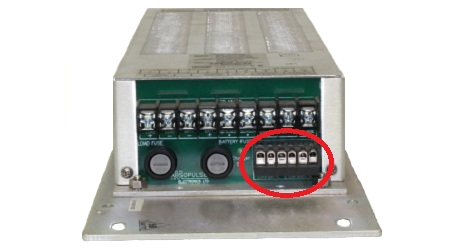 Nautel-NAV-Battery-Charger-Interface-Connections-Low-Charger-Fail-Alarm