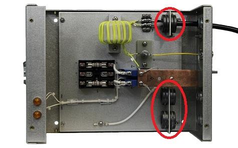 Nautel-NAV-SPU1-Surge-Protection-Unit-Ferrite-Toroids