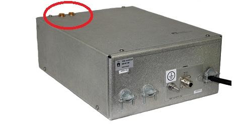Nautel-NAV-SPU1-Surge-Protection-Unit-Neon-Indicator-Lamps