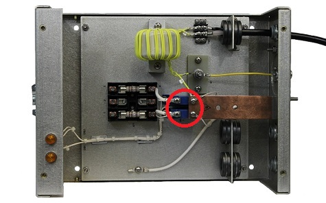 Nautel-NAV-SPU1-Surge-Protection-Unit-Varistors