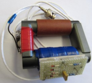 RF Current Probe Complete Assembly
